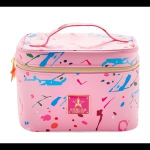 Jeffree Star Jawbreaker makeup bag travel case